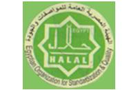 Egyptian Halal Mark